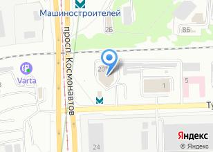 Компания «Кувалда.Ру» на карте