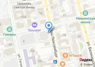 Компания «МВ-СТРОЙ» на карте