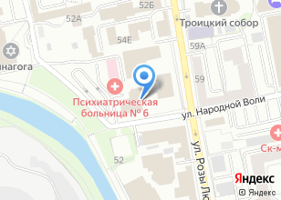 Компания «ГИДРОТЕХРЕСУРС» на карте