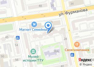 Компания «СБА» на карте