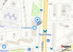 Компания «Золотой Кубок» на карте