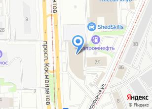 Компания «Энамеру Урал» на карте