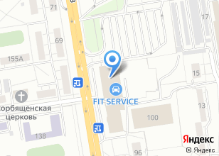 Компания «БВР-Групп» на карте