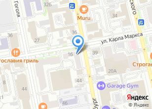Компания «ФМ-Энерго» на карте