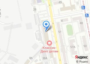 Компания «Александровское» на карте