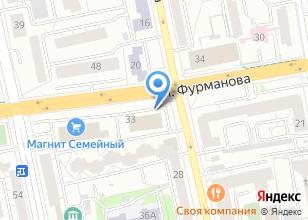 Компания «Крепика» на карте
