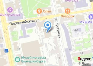 Компания «Кадастровые инженеры» на карте