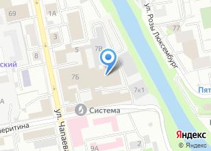 Компания «МОТО-ТЕМА.com» на карте