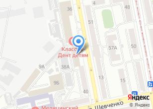 Компания «Агроком-Урал» на карте