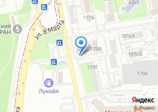 Компания «Мостстройпроектсервис» на карте