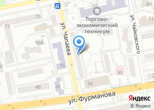 Компания «Стройколорит» на карте
