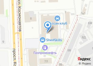 Компания «Carbike» на карте