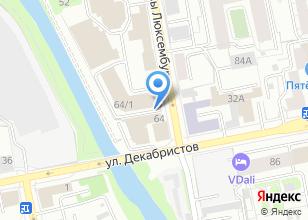 Компания «Царский Мост» на карте