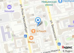 Компания «Металл Монтаж» на карте