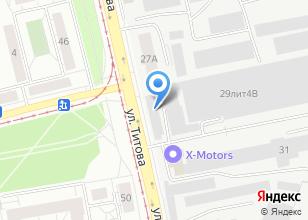 Компания «ВЭлС» на карте