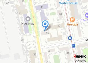 Компания «Деко`рум» на карте
