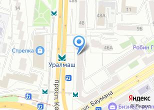 Компания «Мир ткани» на карте