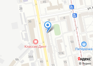Компания «Аквапул» на карте