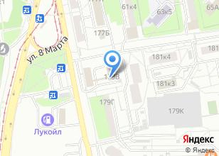 Компания «Уралавтопрокат» на карте