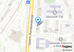 Компания «Groom» на карте