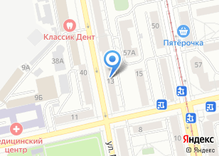 Компания «Жилой квартал» на карте