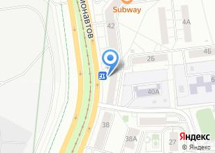 Компания «РЖБК» на карте