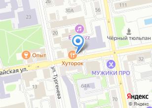 Компания «ЧКД ЭЛЕКТРОПРОМ» на карте