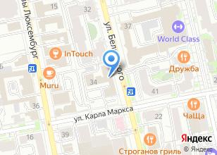 Компания «УралСвайМонтаж» на карте