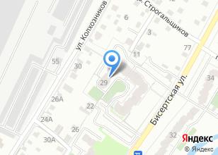 Компания «Полимер-комплект» на карте