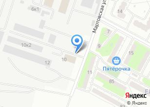 Компания «Метиз Групп-Урал» на карте