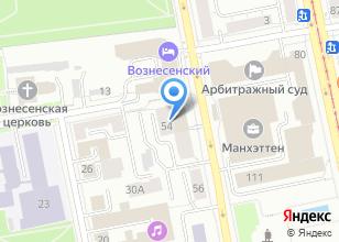 Компания «КреативЭлектро» на карте