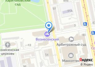 Компания «ИнСетКом» на карте