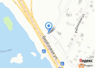 Компания «MYDOORS» на карте