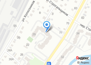 Компания «Конвейт» на карте