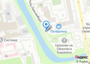 Компания «АСК ЮНИТ» на карте