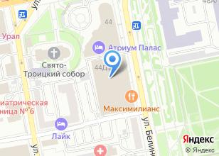 Компания «Циклон» на карте