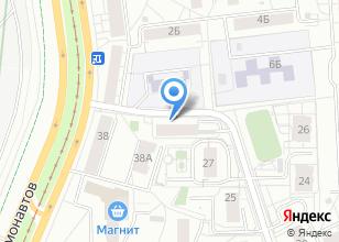 Компания «Строящийся жилой дом по ул. Электриков» на карте