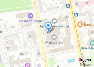 Компания «УДС-Инжиниринг» на карте