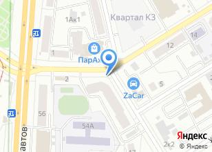 Компания «Уралспецэнергоремонт» на карте