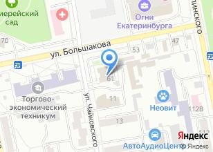 Компания «Н2 групп» на карте