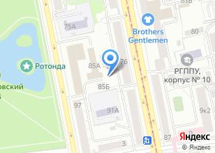 Компания «Мэйджор Карго Сервис» на карте