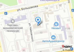 Компания «Дымовод» на карте