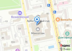 Компания «Метрострой-ПТС» на карте