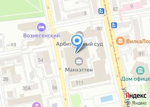Компания «АудитЭнергоПроект» на карте