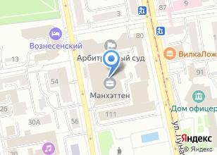 Компания «Dled Electronics» на карте