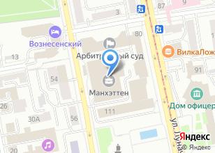 Компания «Николин ключ» на карте