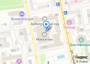 Компания «ЭлТехКом» на карте