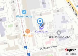 Компания «ООО ПРОЛОГ, ПК» на карте