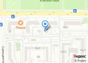 Компания «СОВА в Кашино» на карте