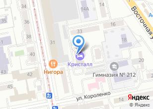 Компания «Авто-Директ» на карте